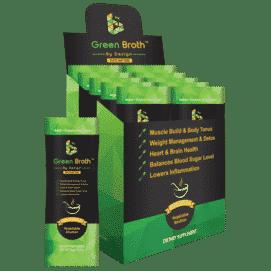 Organic Pea Protein Powder - Sachets Box