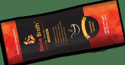 Bone Broth Sachet Vegetable Bouillon