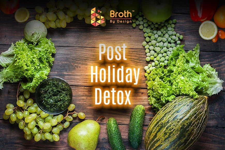 Green Vegetables that are great for a post holiday detox