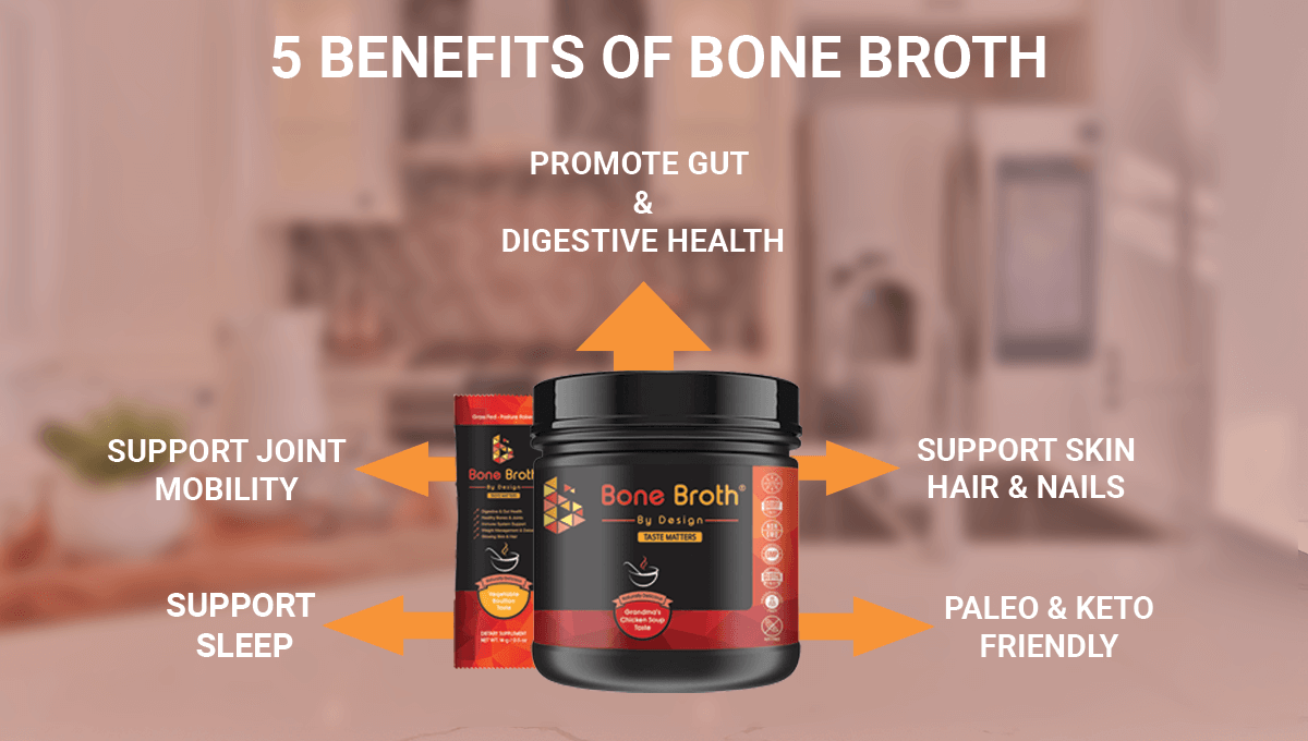 5 benefits of bone broth