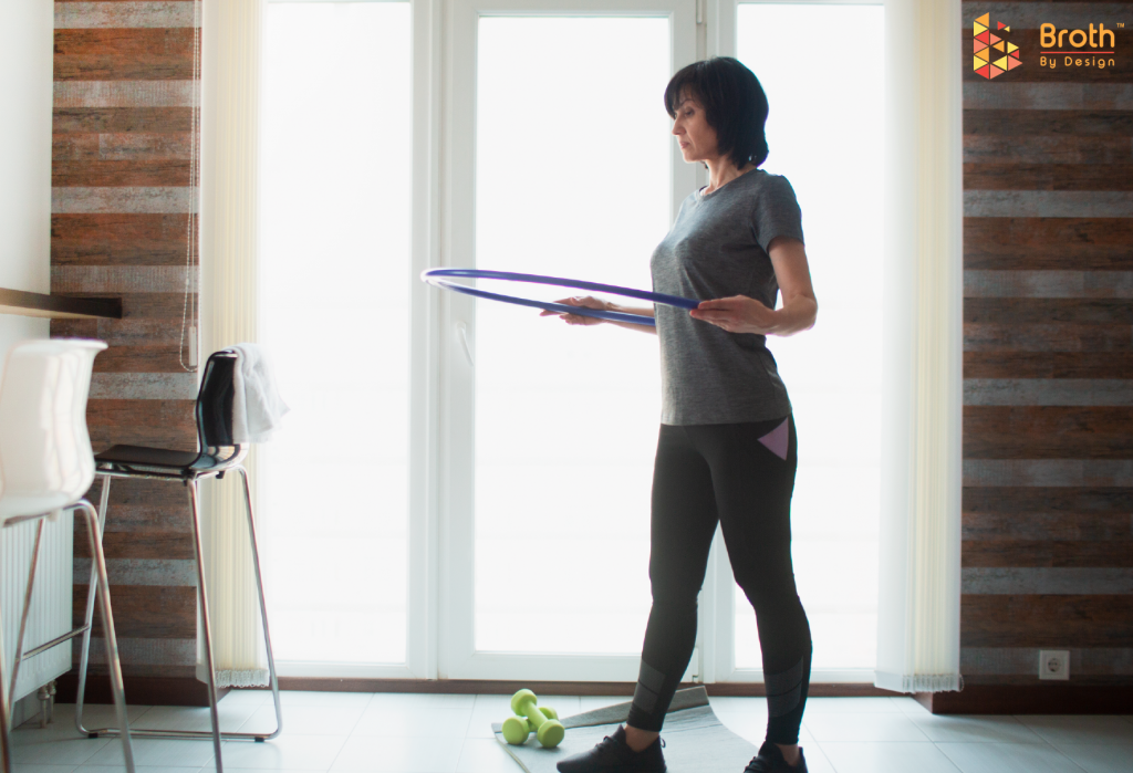 Try hula-hooping: A fun exercise to stay fit