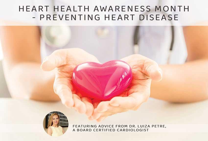 Heart Health Awareness Month – Preventing Heart Disease